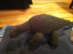 really big dinosaur